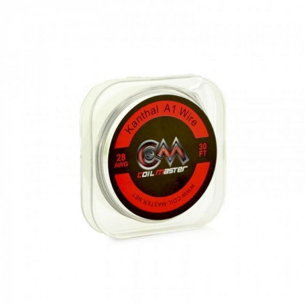 Coil Master Kanthal A1 Wire 30ft