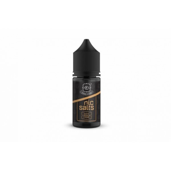 Joose-E-Liqz - Nutty Crunch Cookie (Nic Salts) 30ml