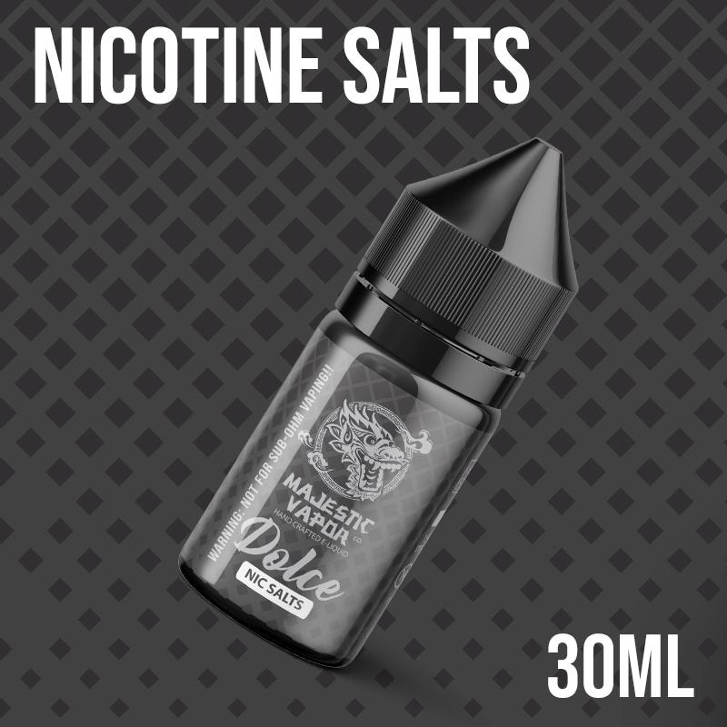 Majestic Vapor - Dolce Nic Salt 30ml (15mg)