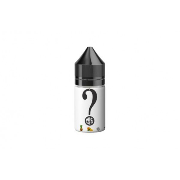 Steam Masters - Question? Nic Salts 30ml