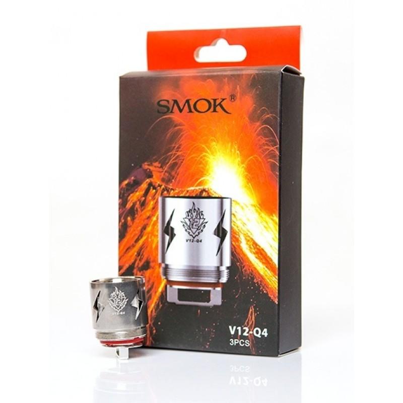 SMOK TFV12 V12-X4 Coil 0.15ohm - 3 Pack - The Vape Shed