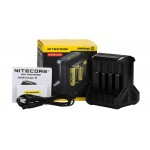 Nitecore I8 Intellicharger - 8 Bay Charger