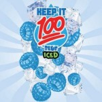 Keep it 100 - Blue Slushie Iced 100ml