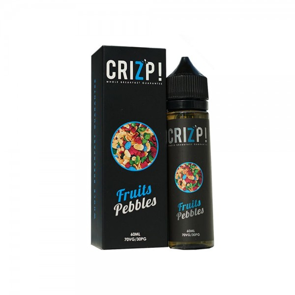 Nasty Juice Crizp - Fruits Pebbles 60ml