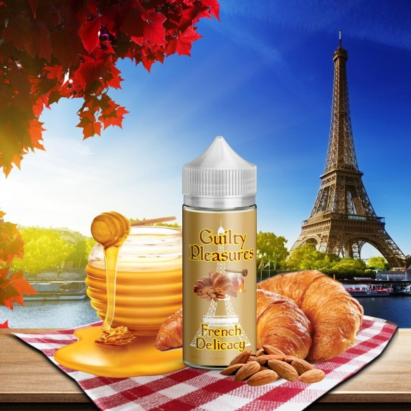 Guilty Pleasures - French Delicacy 120ml