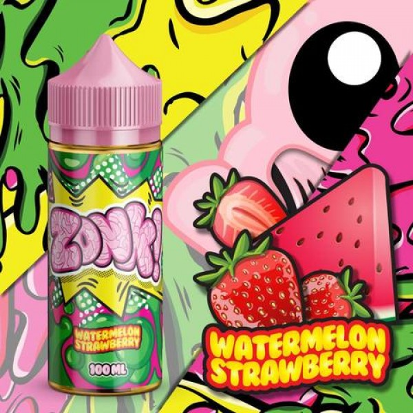 Zonk! - Strawberry Watermelon 100ml