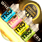 TKO - Blue Milk Special Edition 75ml