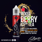 Craftsmen - Mixed Berry Iced Tea 60ml