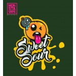 Monsta Vape - Sweet and Sour 60ML (NO MINT)