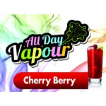 All Day Vapour - Cherry Berry 30ml