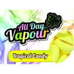 All Day Vapour - Tropical Candy 30ml