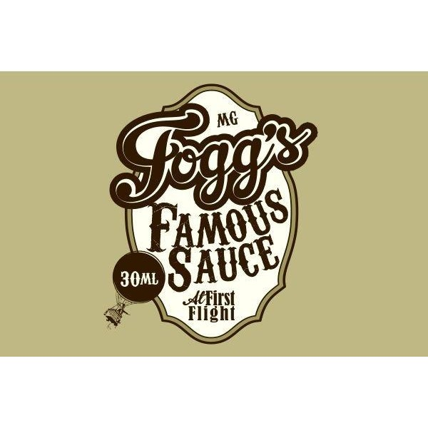 *** Discontinued *** Fogg's Famous Sauce - At First Flight