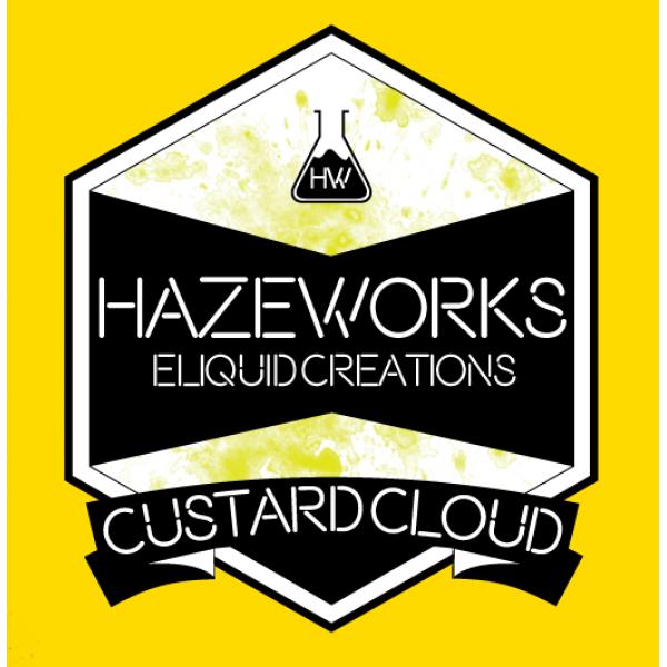 *** Discontinued *** Hazeworks - Custard Cloud