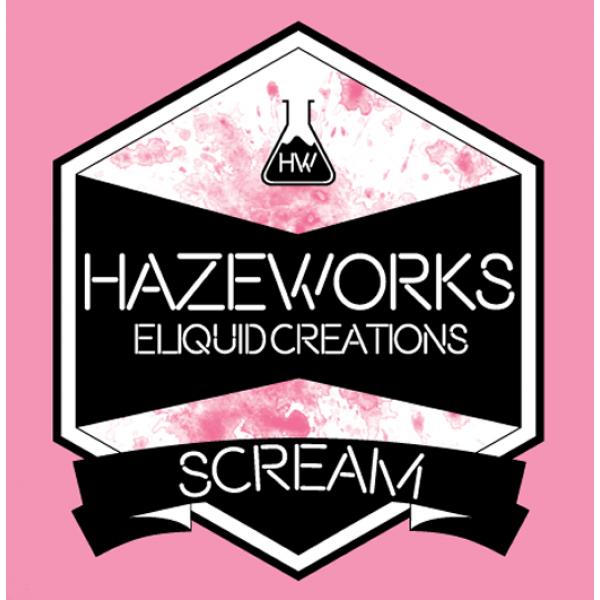 *** Discontinued *** Hazeworks - Scream