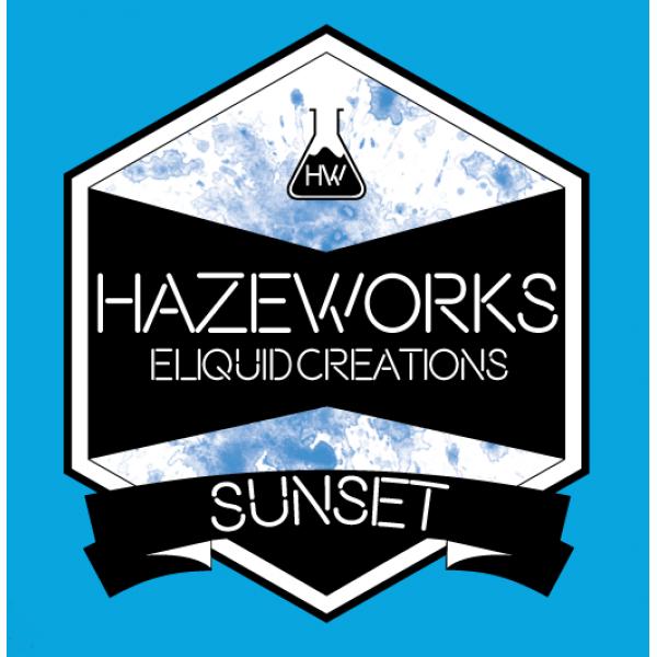 *** Discontinued *** Hazeworks - Sunset