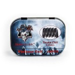 *** Discontinued *** Pre-rolled coil - DemonKiller Tsuka Coil 0.25ohm (10pcs)