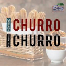 Churro by Snap Liquids