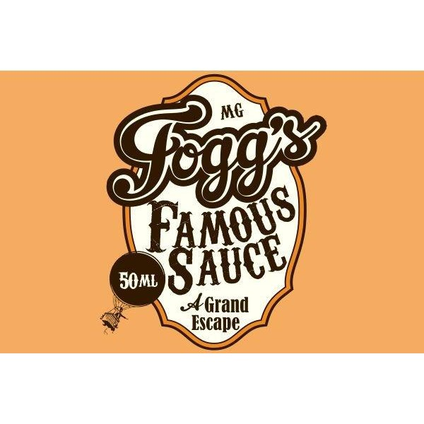 Fogg's Famous Sauce - A Grand Escape